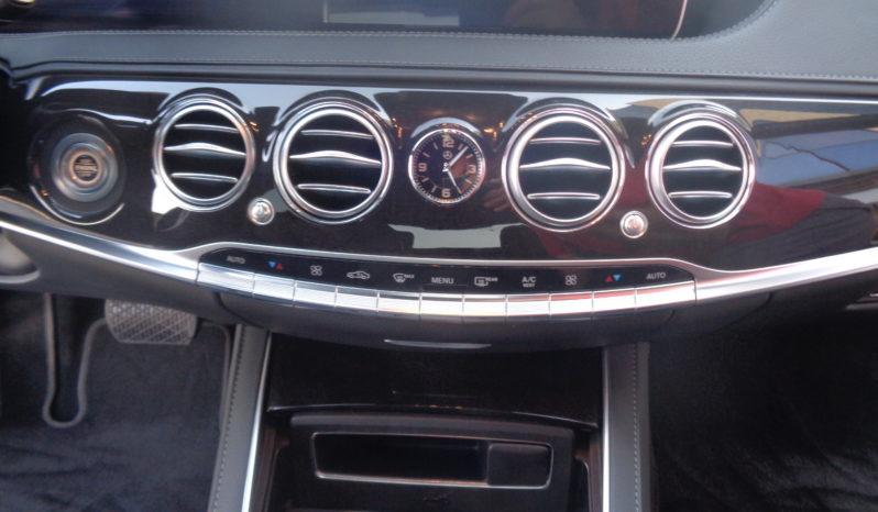 Mercedes-Benz S 350 S350 D LONG '18 full